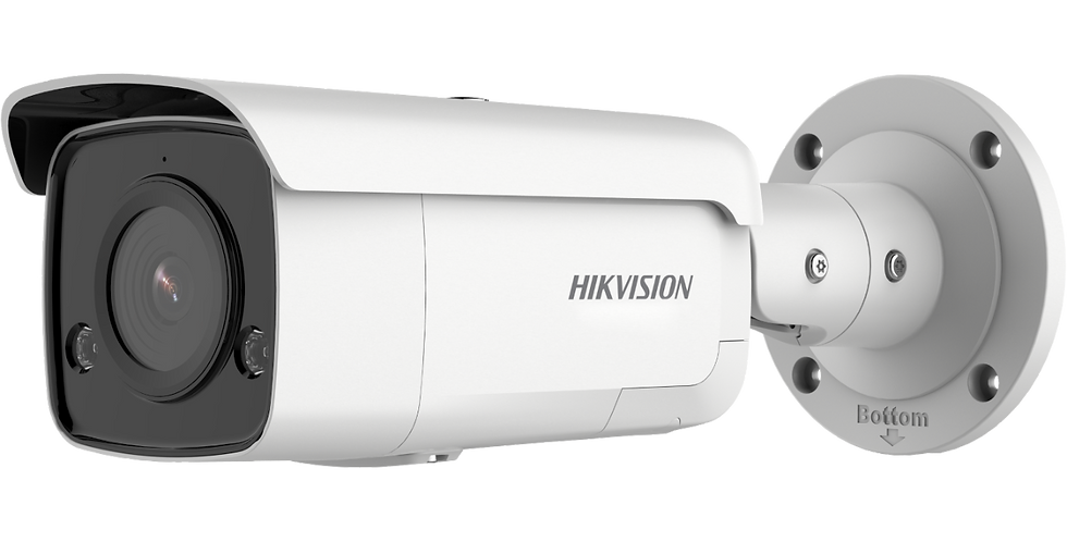 Buy online Hikvision 4K AcuSense Fixed Bullet Network Camera (DS-2CD2T86G2-2I)