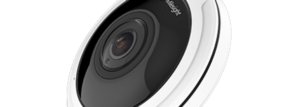 Buy online Milesight 12MP H.265+ Fisheye Network Camera MS-C9674-PB