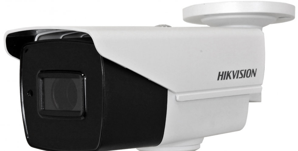 Buy online Hikvision 8 MP (4K) Bullet Motorised Zoom and Focus Camera (DS-2CE19U1T-AIT3ZF)