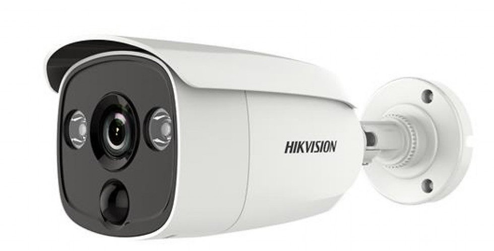 Buy online Hikvision 5 MP PIR Outdoor Bullet Camera (DS-2CE12H0T-PIRL)