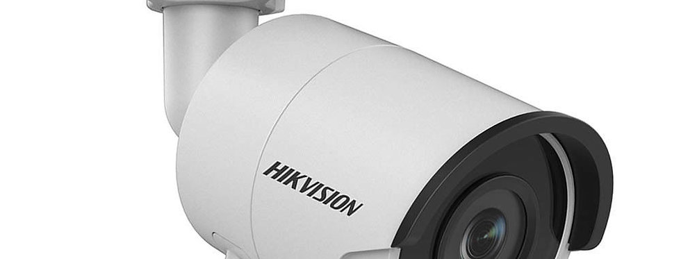 Buy online Hikvision 4MP IR Fixed Bullet Network Camera (DS-2CD2045FWD-I)