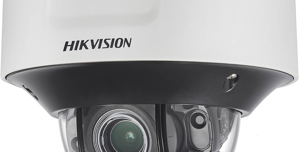 Buy online Hikvision 8 MP VF Dome IP Camera with video analysis (DS-2CD5585G0-IZS)