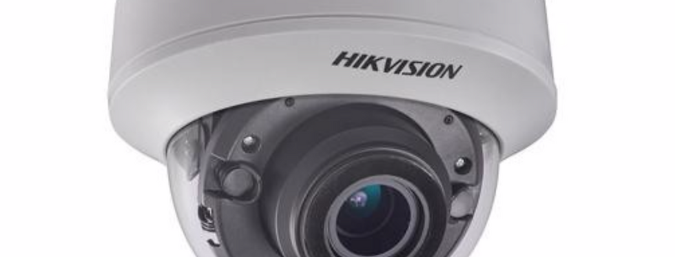 Buy Hikvision online 2 MP WDR Indoor Motorized VF EXIR Dome Camera DS-2CE56D7T-AITZ