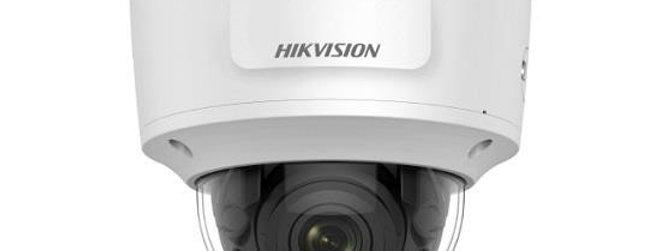 Buy online Hikvision 2 MP IR Varifocal Dome Network Camera (DS-2CD2723G0-IZS)