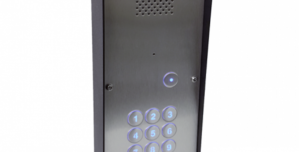 Mars Commerse SOLO KP F 3G GSM door entry device