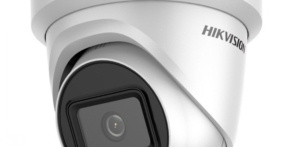 Buy online Hikvision 4 MP IR Fixed Turret IP Camera (DS-2CD2346G1-I)