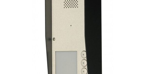 Mars Commerse SOLO-NX 4/S INOX GSM door entry device