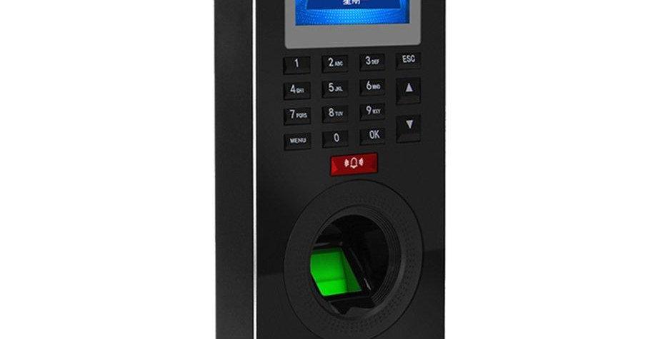 Buy online Hikvision Fingerprint Access Control Terminal (DS-K1T804EF)