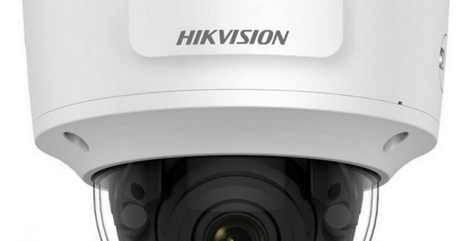 Buy online Hikvision 4 MP IR Varifocal AcuSense Dome IP Camera (DS-2CD2746G1-IZS)