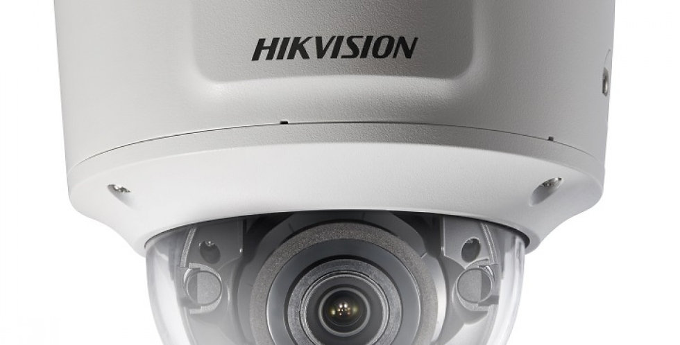 Buy online Hikvision 4MP AcuSense Dome IP Camera with microphone (DS-2CD2146G2-ISU)