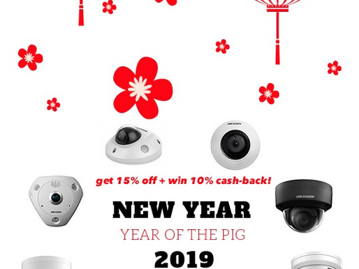 Chinese New Year is coming! Get you present now!
