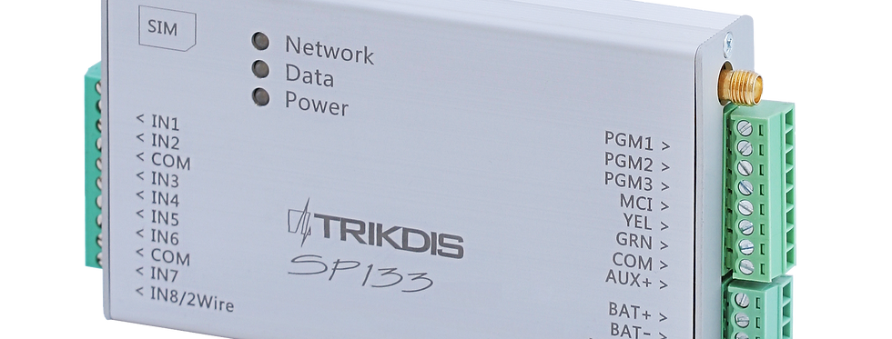 Trikdis Control panel SP133 buy uk