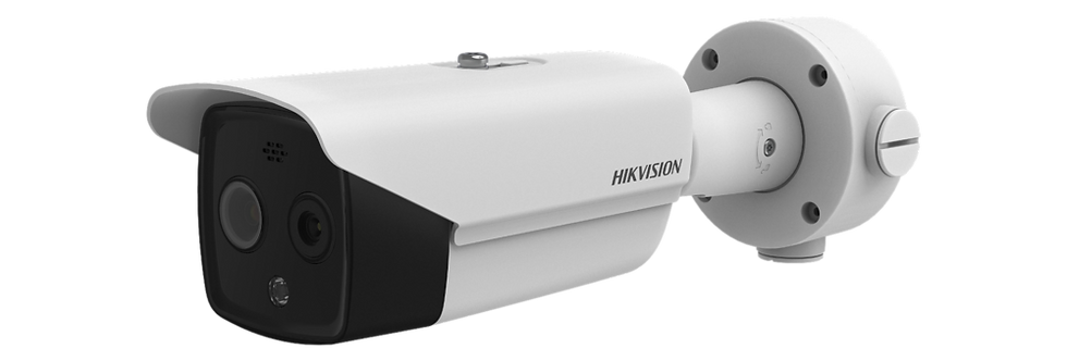 Hikvision Temperature Screening Thermographic Bullet Camera 4MP DS-2TD2636B-15/P