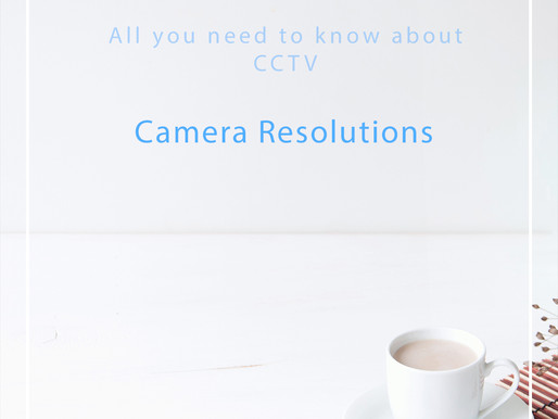 5. A Guide to Camera Resolutions