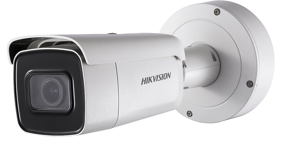 Buy online Hikvision 8MP (4K) Motorised Zoom Bullet Network (DS-2CD2683G0-IZS)
