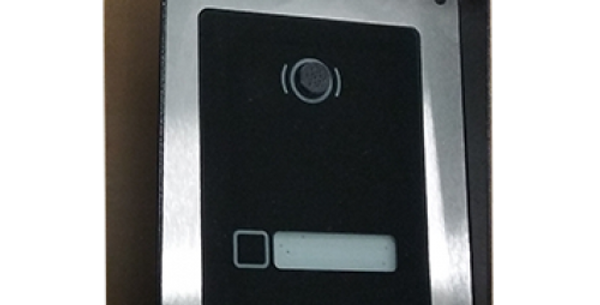 Mars Commerse SOLO i-DEA 1/S INOX GSM door entry device