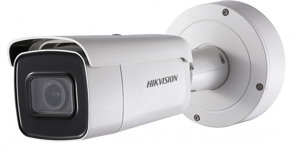 Buy online Hikvision 2MP Motorised Zoom Bullet IP Camera (DS-2CD2623G0-IZS)
