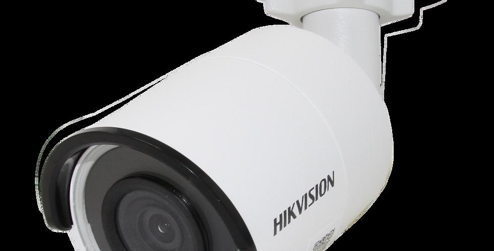Buy online Hikvision 8MP (4K) Mini Bullet Network Camera (DS-2CD2083G0-I)