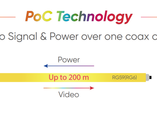 Power it up with Hikvision Turbo HD Cameras with ColorVu PoC Technology