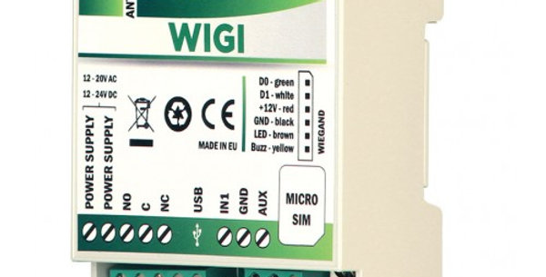 Mars Commerse WIGI 3G GSM access control device WIGI 3G 20523