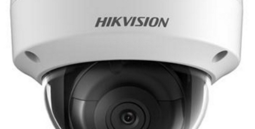 Buy online Hikvision 3 MP Ultra-Low Light Network Dome Camera (DS-2CD2135FWD-I(S))