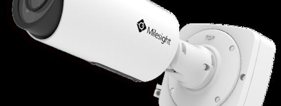 Buy online White Milesight 2/3/4/5 MP Motorised Pro Bullet IP Camera (MS-C5362-(H)F(I)PB)
