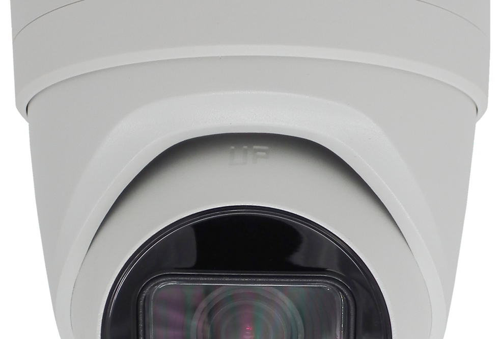 Buy online 4MP White Hikvision IR Varifocal IP Turret Camera DS-2CD2H45FWD-IZS