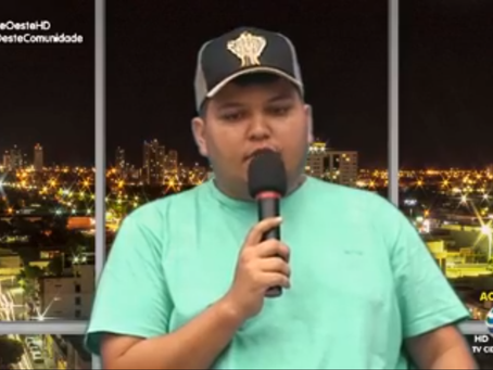 ÍNTEGRA DO PROGRAMA CIDADE OESTE COMUNIDADE DIA 06/06/2019