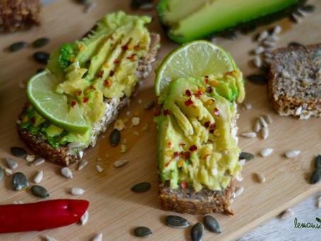 Buckwheat-multi seeds bread
