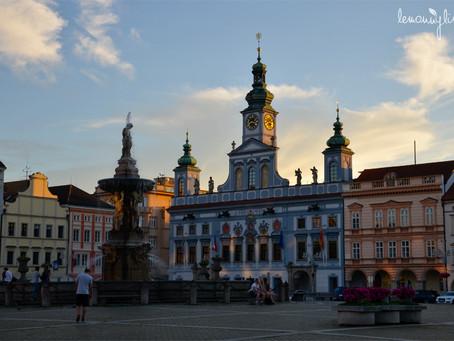 Tip na výlet – České Budějovice