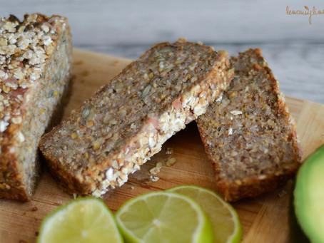 Pohankovo - semínkový chléb