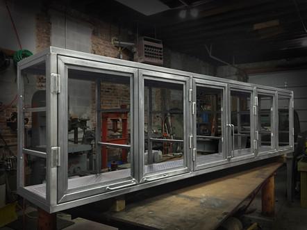 Industrial Kitchen Cabinet