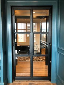 Modern office doors