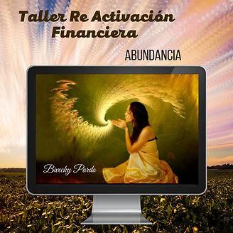 Manifestación Abundancia Financiera