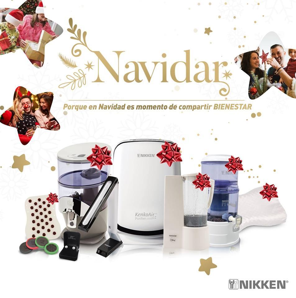Catalogo de Navidad Productos de Bienestar y Salud, Bivecky Pardo