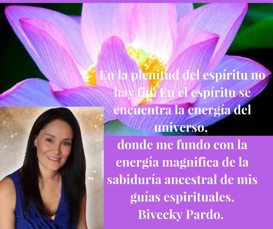 Coaching espiritual, Bivecky Pardo.
