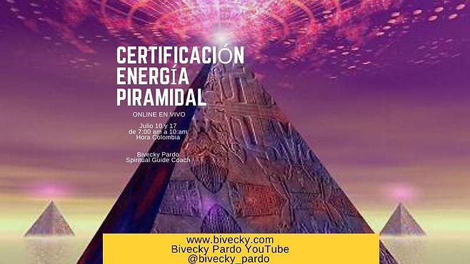 Certificación Energía Piramidal