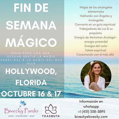 Evento en Miami meditación ángeles_