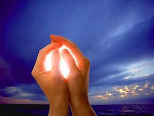Tener el alma protegida al igual que el campo físico. Febrero