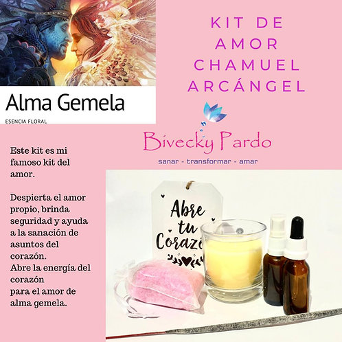 Kit AMOR CHAMUEL ARCÁNGEL