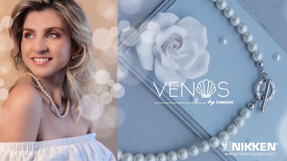 Regalo para mujer navidad 2017. Perlas Venus. Nikken. Bivecky
