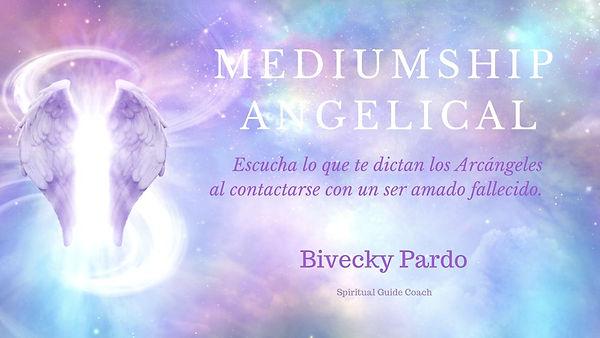 Mediumship Angelical.