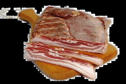 Simonini Pancetta Tesa - Italienischer Bacon smoked ca. 1 Kg