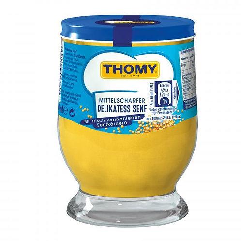 Thomy Delikatess Senf mittelscharf 250ml