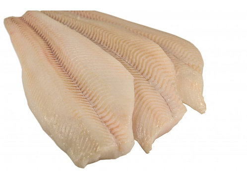 Halibut Fillets Heilbutt Filets 3 Kg Box