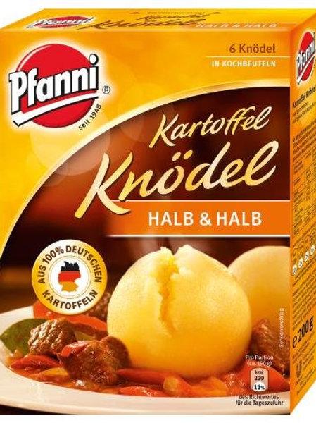 Pfanni Knödel halb/halb  200gr