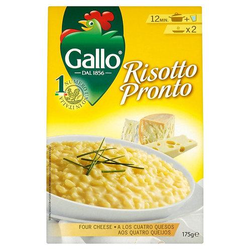 Gallo Risotto Pronto Käse Cheese 6 x 175g