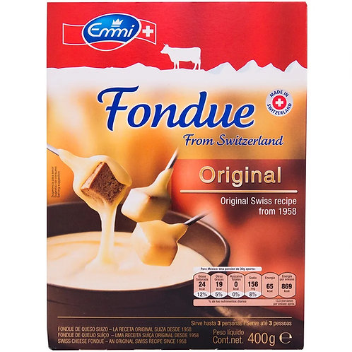 EMMI Fondue Original 2 x 400gr