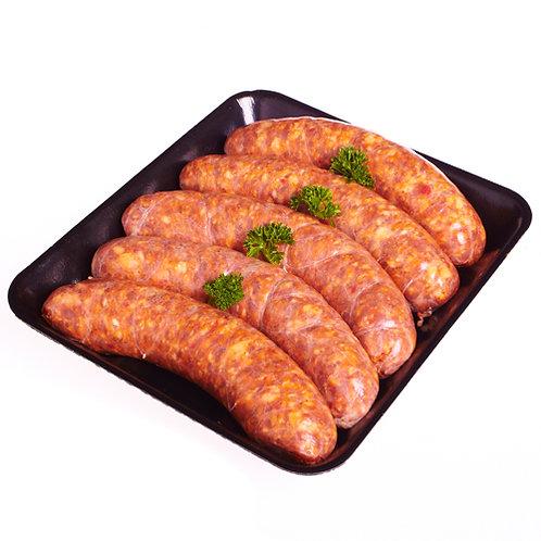 Chorizo frische spanische Bratwurst 1 Kg