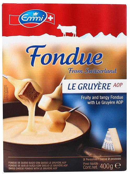 EMMI Fondue Le Gruyere AOP 2 x 400gr